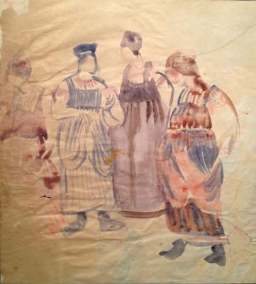 "Fedorovsky F. F. ""Costume designs"""