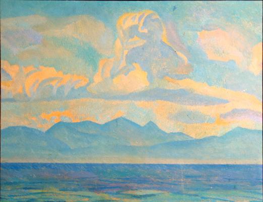 "Ossovsky P. P. ""Lake Baikal."""
