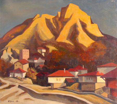 "Ossovsky P. P. ""Golden mountains"""