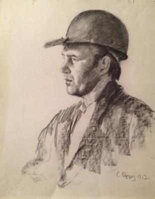 Dudnik Stepan Ilich - Portrait of a blast furnace. Azovstal