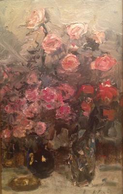 """Reykhet V. I. """"Roses ."""""""