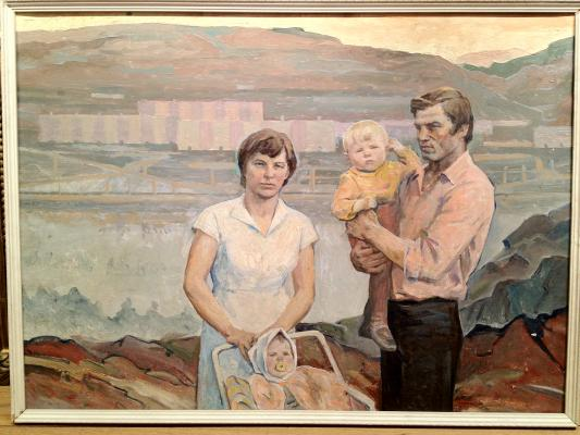 "Titov Y. A. ""Family ( series of novels Siberian )"""