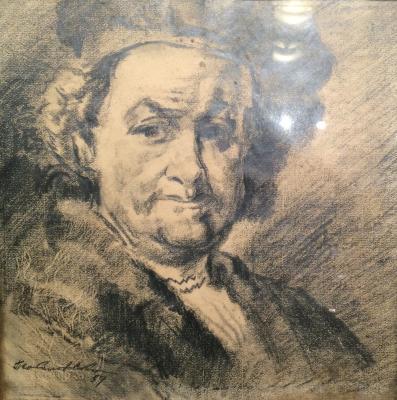 """Sokolov-Skalya """"Rembrandt."""""""
