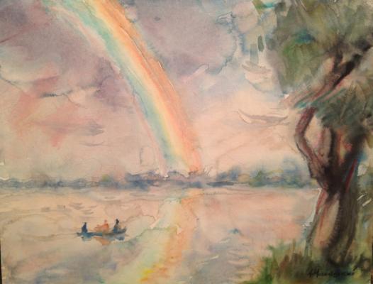 """Mogilevsky A. P. """"Rainbow"""""""