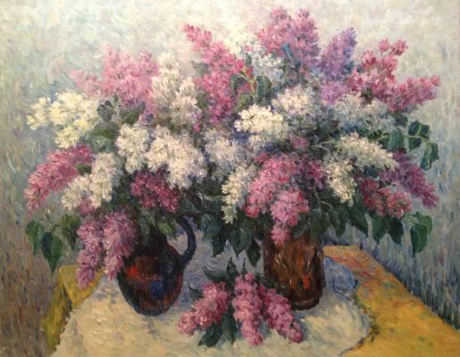 "Krayushkin N. G. ""Lilac"""
