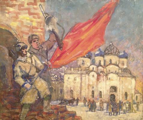 "Titov Y. V. ""For the Motherland !"""