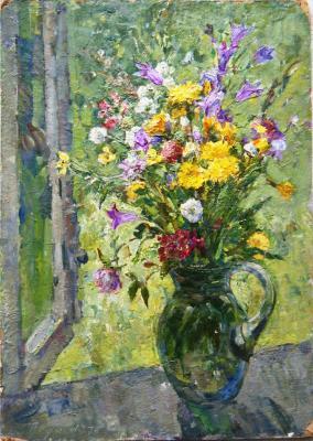 "Krylov P. N. ""Field bouquet."""