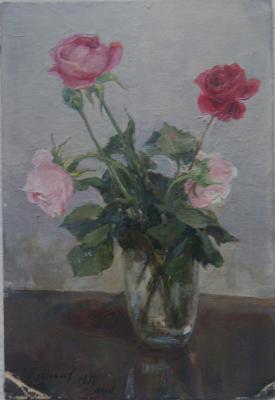 """Krylov P. N. """"Roses."""""""