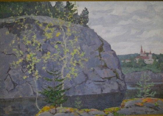 "Kosenkov V. P. ""Valaam Island"""