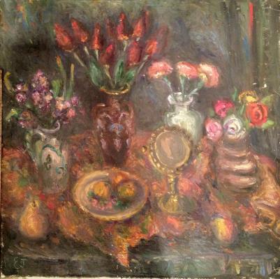 """Grigoryeva Y. Y. """"Flowers"""""""