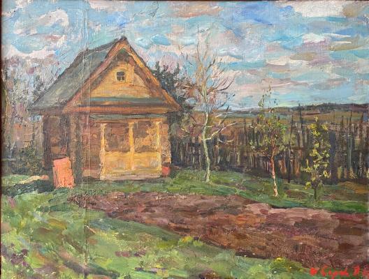 Сорокин Иван Васильевич. Дачный домик