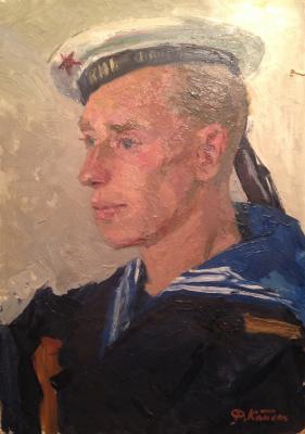 Каплан Фаня Максовна. Моряк Сталинграда.