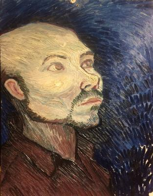 "Chubarov Y. I. ""Self-portrait"""