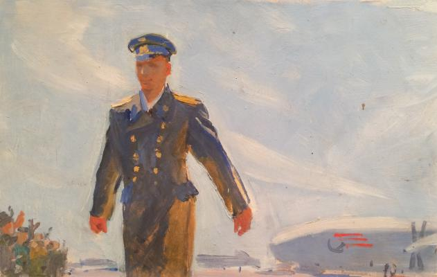 "Gorlov N. N. ""Yuri Gagarin - the first astronaut."""