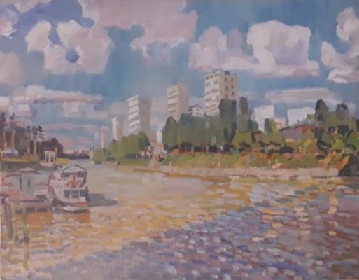 Горлов Николай Николаевич. Москва