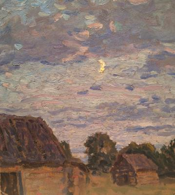 "Tkachev A. P., Tkachev S. P.  ""Month in the village."""