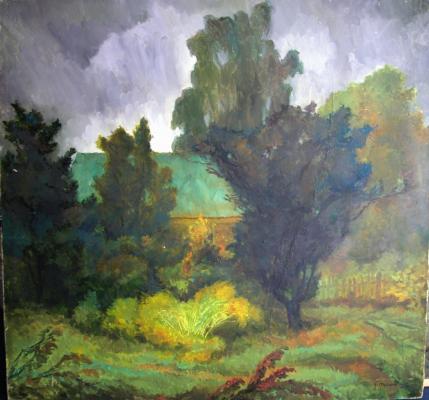 """Troshin N. """"Landscape"""""""