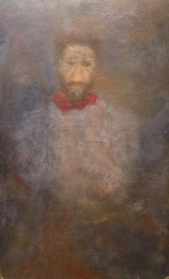 """Sitnikov V. Y. """"Portrait"""""""