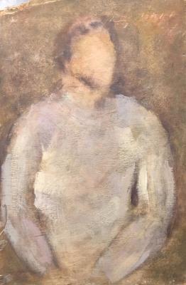 Ситников Василий Яковлевич. Портрет без лица