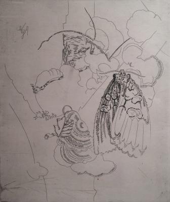"""Plavinsky D. P. """"Landscape."""""""