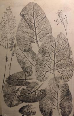 "Plavinsky D. P. ""Leaves."""