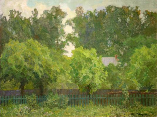 Baksheyev Vasily Nikolayevich - Moscow.