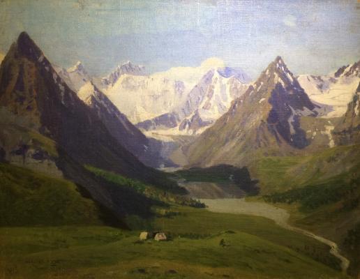 "Gurkin (Choros) G. I. ""Mountain Altai."""