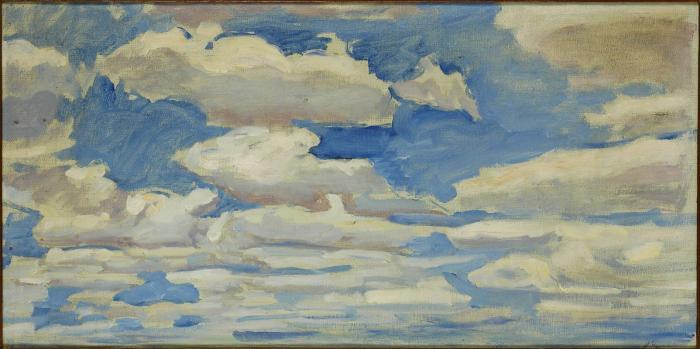 """Ulyanov N. P. """"Cloud."""""""