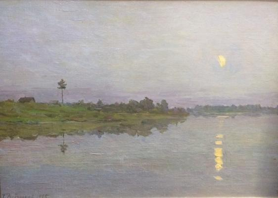 "Rybchenkov B. F. ""The silence of the summer night."""