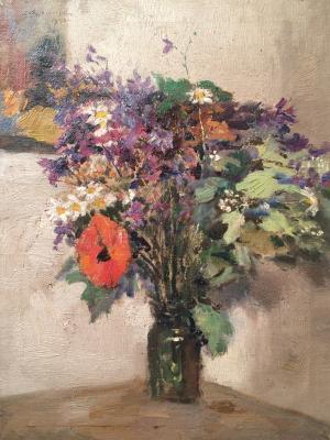 """Radimov P. A. """"Bouquet."""""""