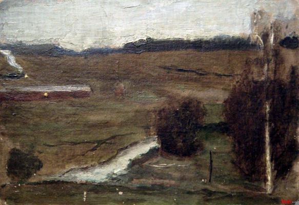 "Shifrin N. A. ""Landscape"""