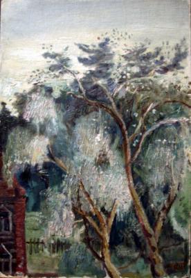 Шифрин Ниссон Абрамович. Пейзаж