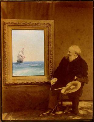 "Ayvazovsky I. K. ""Seascape"""