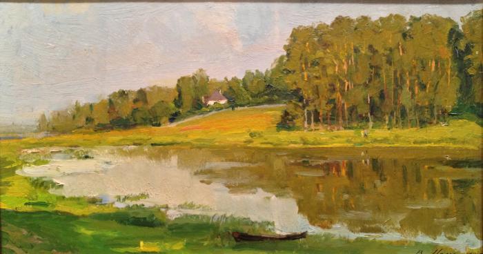 """Meshkov V. V. """"Landscape"""""""