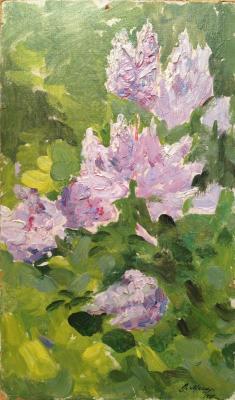 """Meshkov V. V. """"Lilac ."""""""