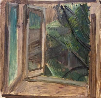Васнецов Андрей Владимирович. Открытое окно