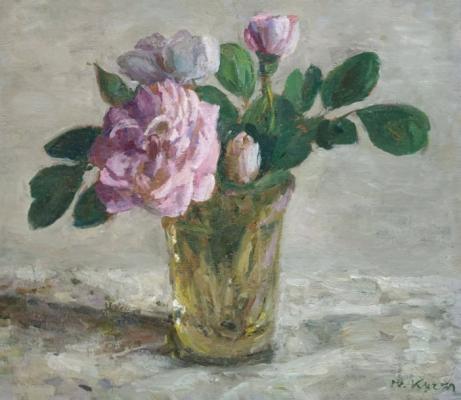 Кугач Юрий Петрович. Роза
