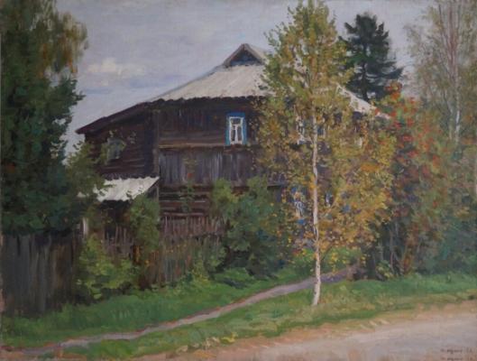 Кугач Юрий Петрович. Первое дыхание осени