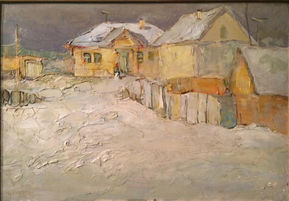 """Ryauzov """"New homes"""""""