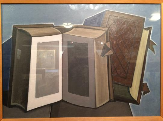 "Krasnopevtsev D. M. ""Ancient tomes."""