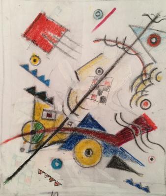 """Nemukhin V. N. """"Jack Kandinsky."""""""
