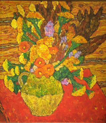 """Yukin V. Y. """"Bouquet"""""""