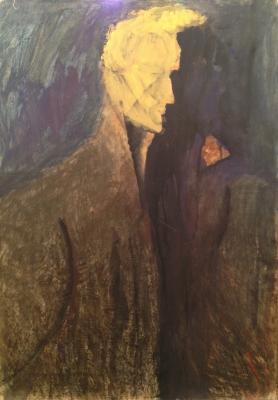 "Rudakov M. Z. ""Portrait"""