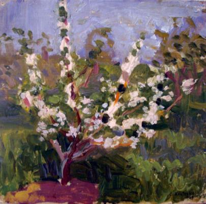 """Kostenko K. Y. """"Flowering tree"""""""
