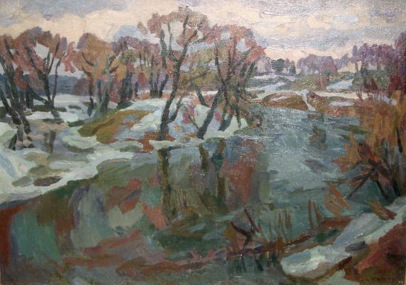 "Fridman K. S. ""Landscape"""