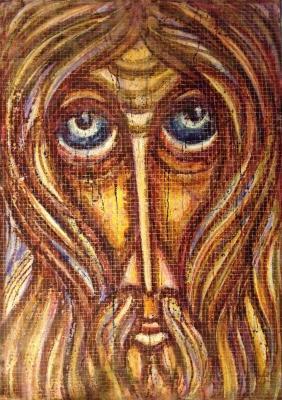 """Kozlov B. N. """"Weeping Prophet ."""""""