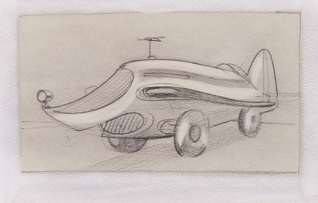 """Tambi V. A. """"Aircraft"""""""