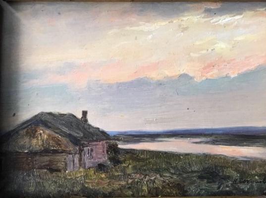 "Sokolov N. A. ""Evening"""