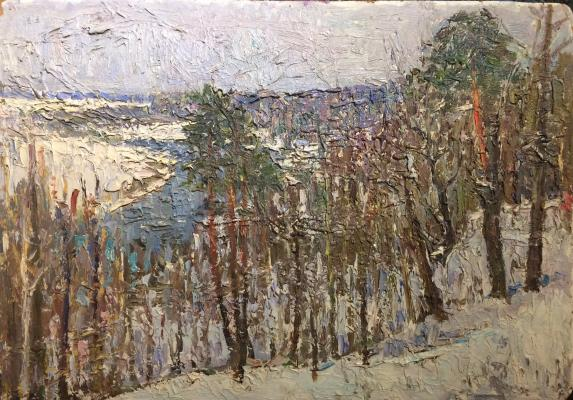 "Bezikovich B. N. ""Winter."""