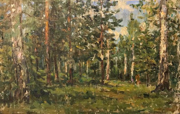 "Bezikovich B. N. ""Forest"""